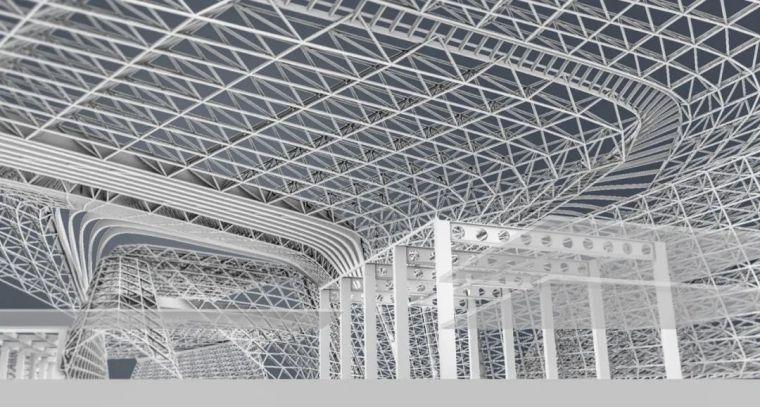 桁架与网架的参数化设计,超多实例!_5