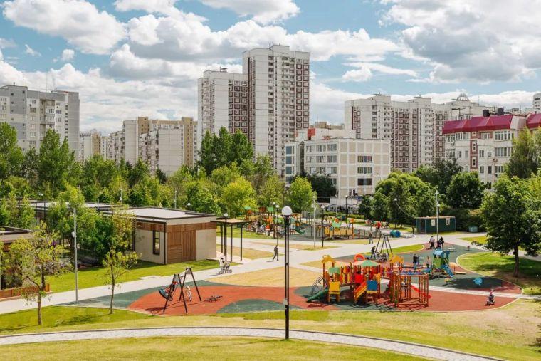 绿色莫斯科,首都新公园_23