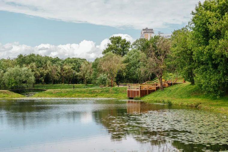 绿色莫斯科,首都新公园_26