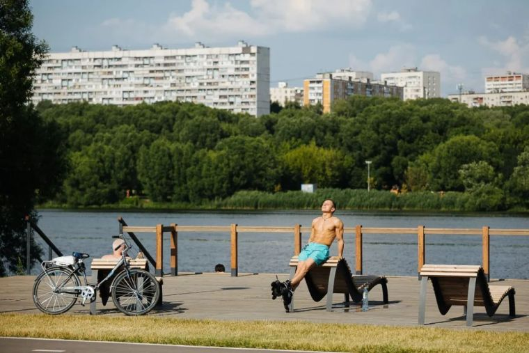 绿色莫斯科,首都新公园_29
