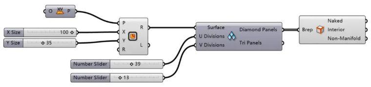 桁架与网架的参数化设计,超多实例!_18