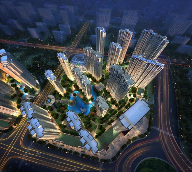 [浙江]高层框筒结构住宅小区施工组织设计_1