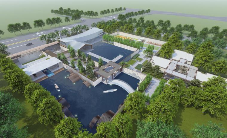 [山东]234亩核心商圈-住宅示范区建筑方案_1