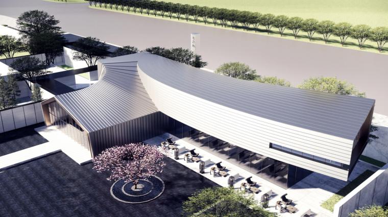 [山东]234亩核心商圈-住宅示范区建筑方案_3