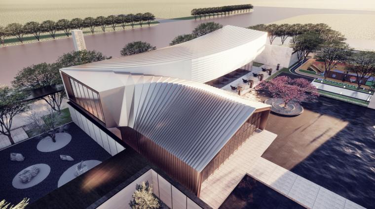 [山东]234亩核心商圈-住宅示范区建筑方案_2