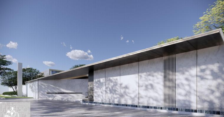 [山东]234亩核心商圈-住宅示范区建筑方案_14