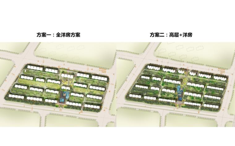 [浙江]新中式风112亩高层+多层住宅建筑方案_4