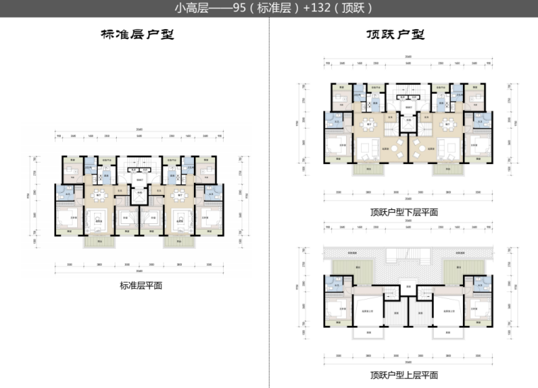 [浙江]新中式风112亩高层+多层住宅建筑方案_17