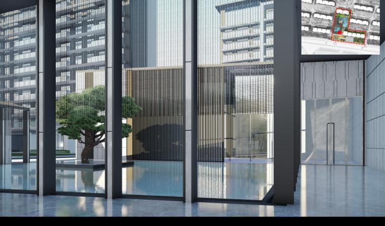 [浙江]新中式风112亩高层+多层住宅建筑方案_11