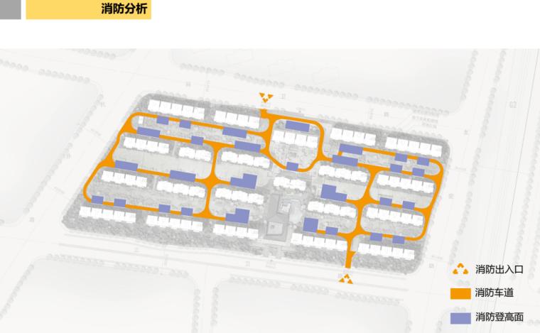[浙江]新中式风112亩高层+多层住宅建筑方案_12