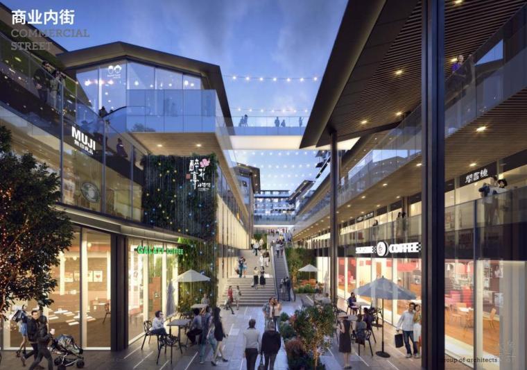 [重庆]中式低密商业街建筑设计文本PDF2019_7
