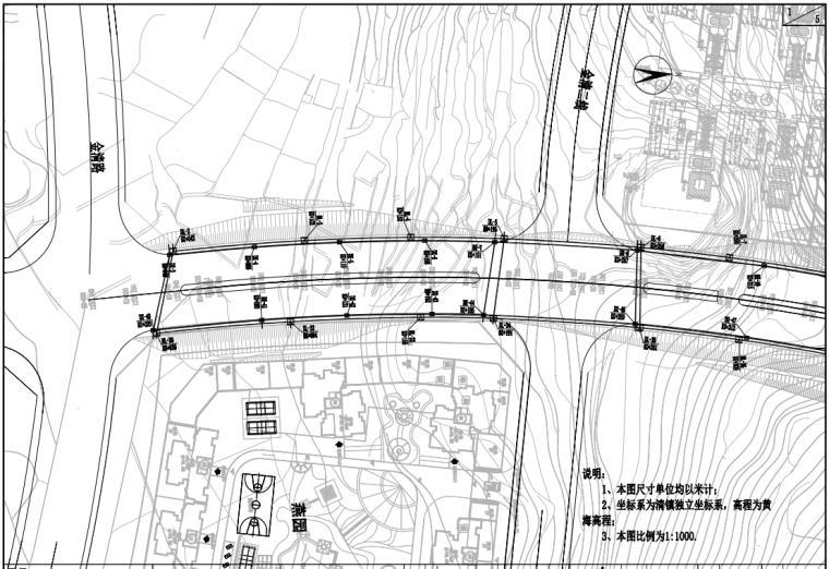 某双向六车道道路管综及给排水施工图2020_2