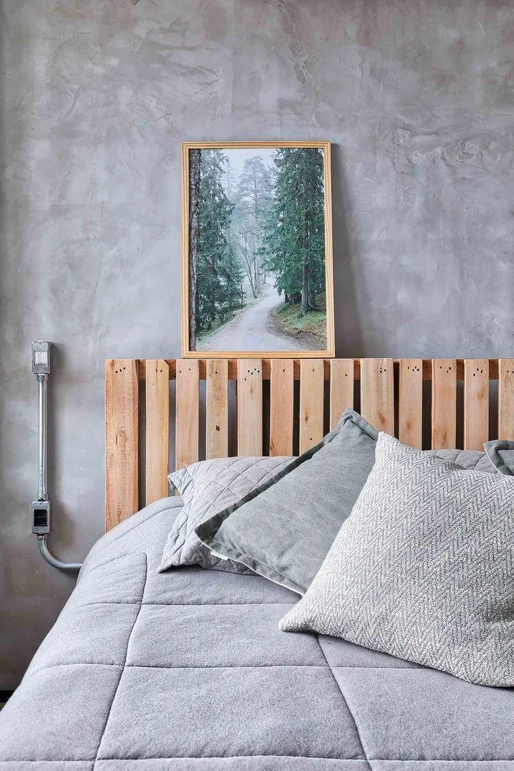 49平米小户型单身公寓,简净冷冽的氛围_7