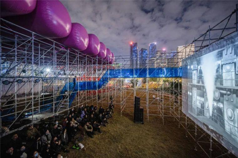 """前海城,2020""""深双""""前海分展场装置_19"""