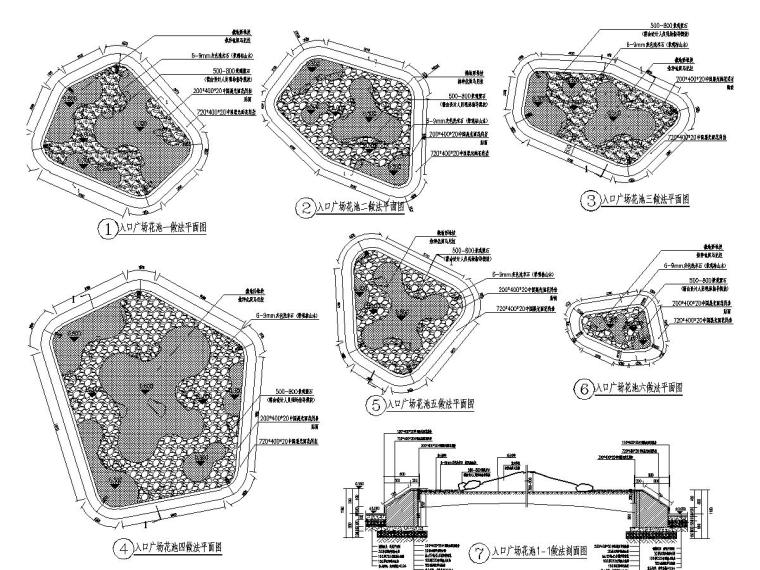 某庄园旅游项目景观设计施工图2021年_6