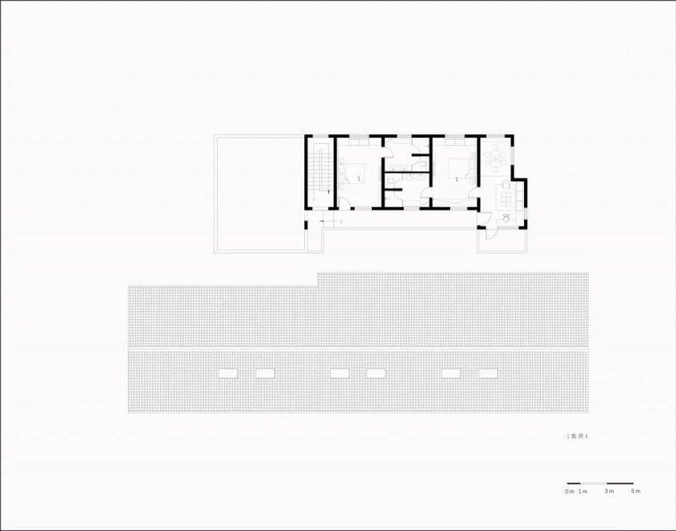 新作|小桥流水人家:元门小学民宿改建_43