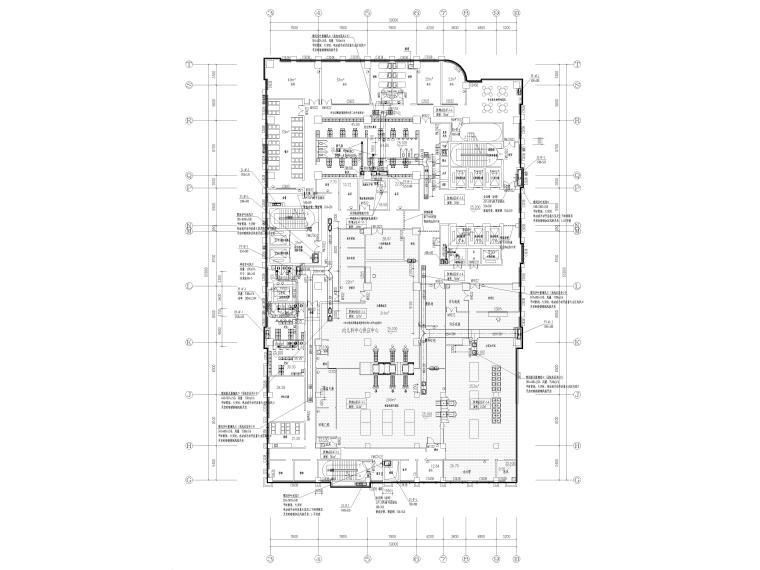 [贵州省]医院住院医技部暖通施工图2020_5