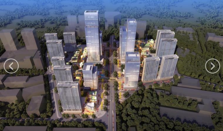 [深圳]高层办公+商业+公寓建筑设计PDF+SU_8