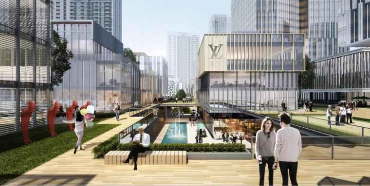 [深圳]高层办公+商业+公寓建筑设计PDF+SU_14