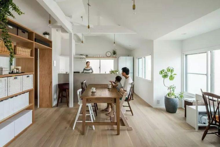 开放式厨房,可以怎么设计?_33
