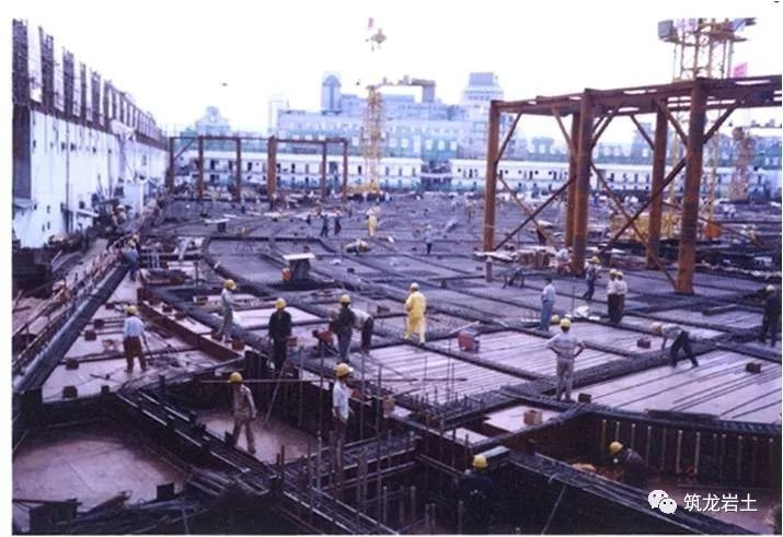 常见基坑支护结构形式,结构图及实景图解说_31