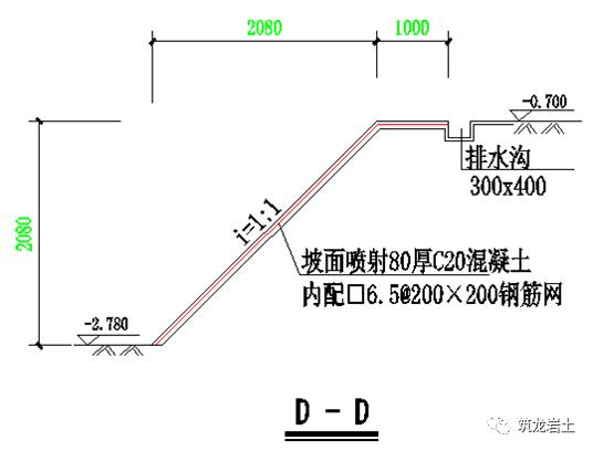 常见基坑支护结构形式,结构图及实景图解说_6