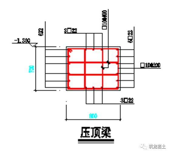 常见基坑支护结构形式,结构图及实景图解说_38
