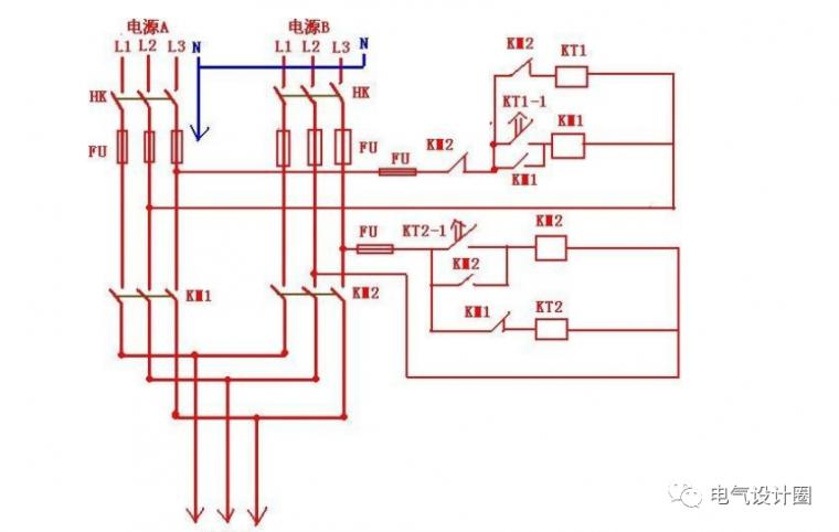 双电源供电与双回路供电的区别是什么?牢记_3