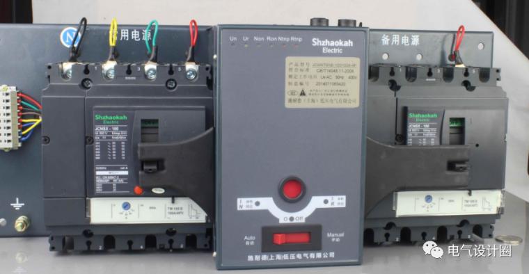 双电源供电与双回路供电的区别是什么?牢记_5