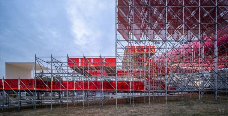 """前海城,2020""""深双""""前海分展场装置_9"""