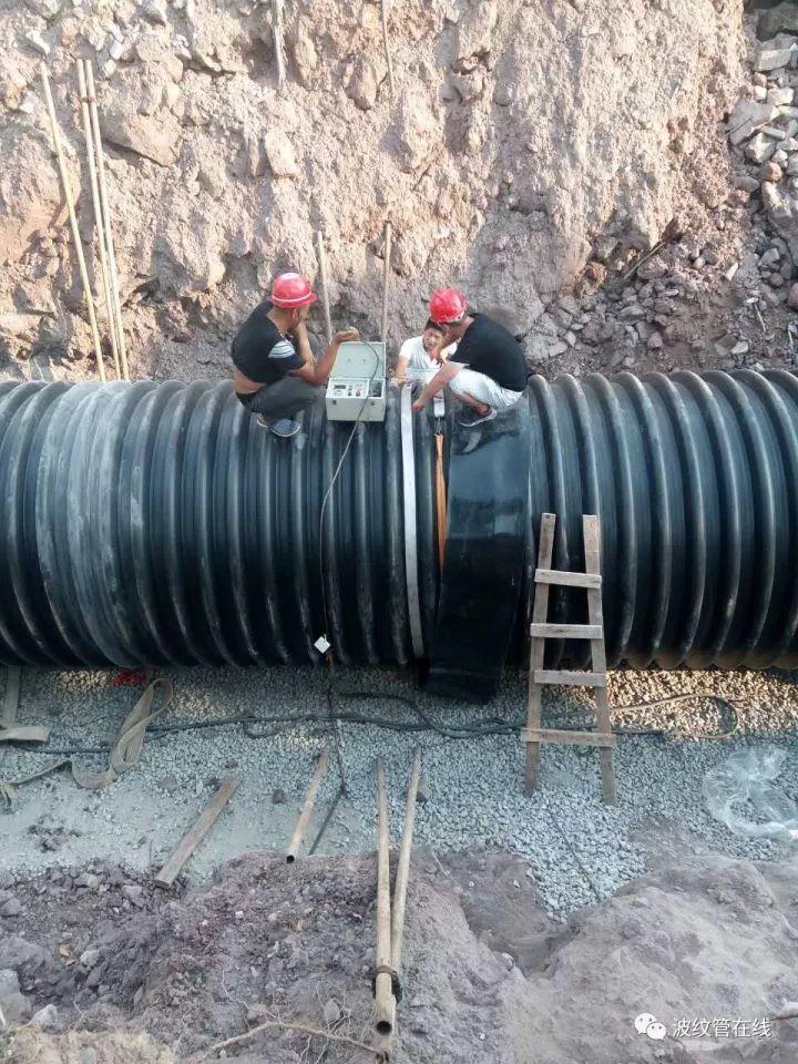 最新、最合理排污管施工方案,机电人必看!_2