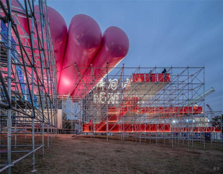 """前海城,2020""""深双""""前海分展场装置_17"""