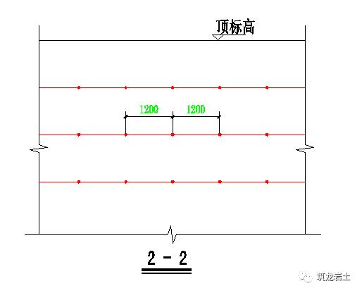 常见基坑支护结构形式,结构图及实景图解说_12