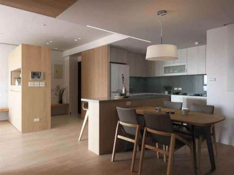 开放式厨房,可以怎么设计?_26