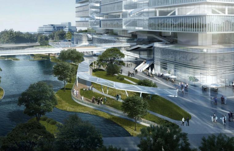 浙江城市数字设备生产设计研发中心办公方案_7