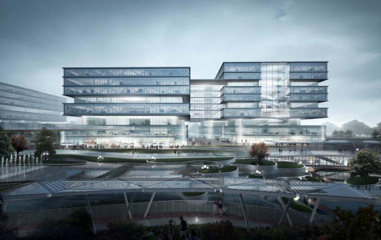 浙江城市数字设备生产设计研发中心办公方案_14