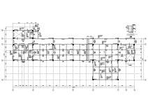 3层框架结构教学楼结构施工图2021
