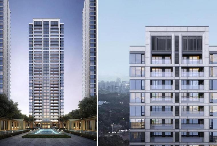 [广东]高层+洋房+示范区居住区规划设计文本_6