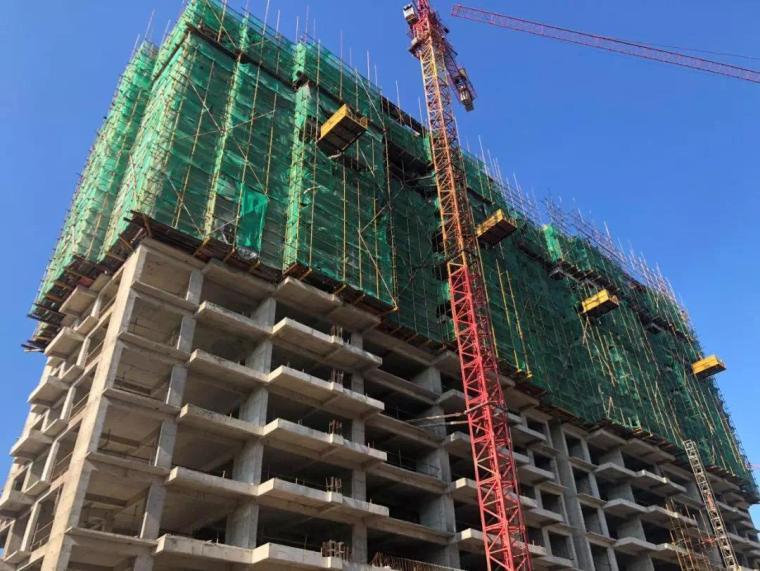 [深圳]大柱网预应力混凝土框架设计施工方案_1