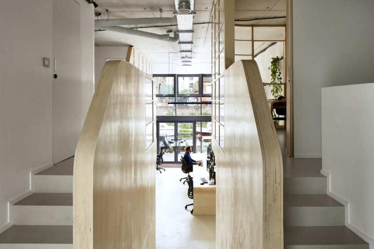 英国情景建筑的新办公室_11