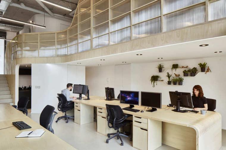 英国情景建筑的新办公室_7