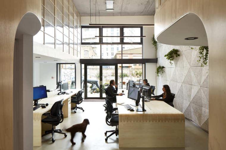 英国情景建筑的新办公室_3