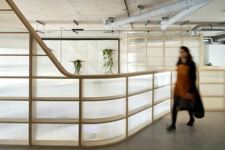 英国情景建筑的新办公室_5