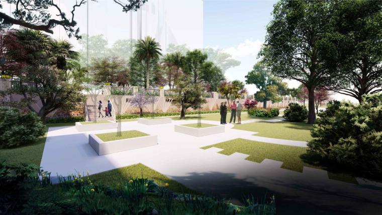 2021年6月110套超新住宅+公园+学校景观设计_1