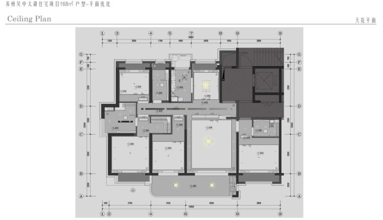 [江苏]未来科技生态复合新城住宅样板房方案_8
