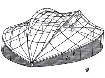 悬索结构受力分析与工程实例PDF(107P)