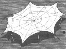 膜结构的力学特点充气膜支承膜PDF(117P)