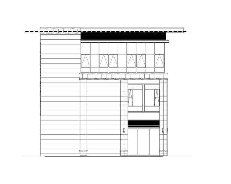 [贵州]12号楼地下室及商业部分建筑施工图_1