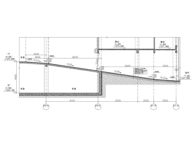 [贵州]12号楼地下室及商业部分建筑施工图_3
