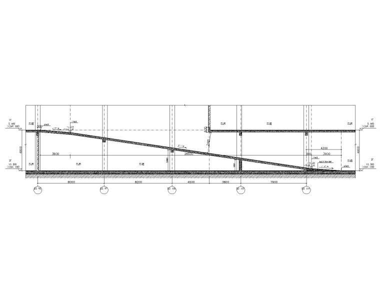 [贵州]12号楼地下室及商业部分建筑施工图_4